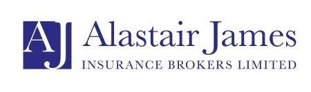 Alastair James Insurance Broker Logo